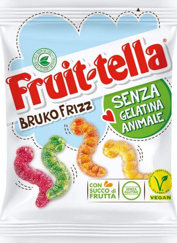 Fruittella Bruko Frizz